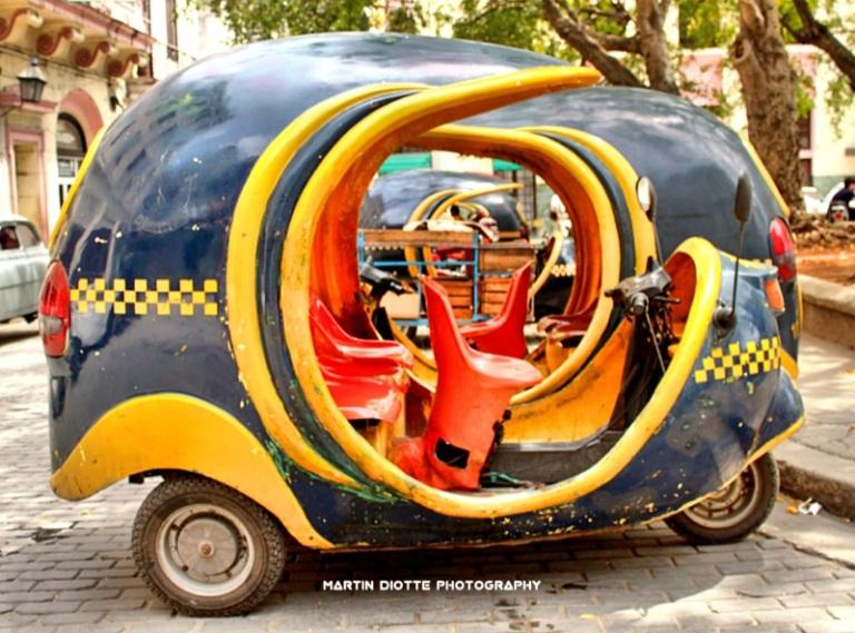 Coconut Cab!