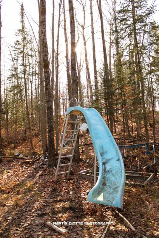 Paradise Slide