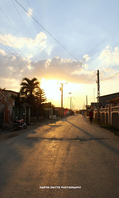 Warm Street
