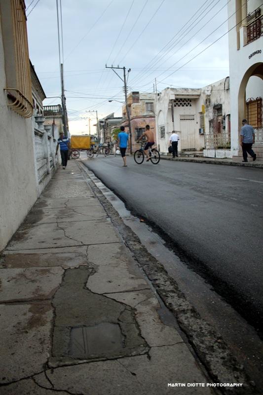 Cracks In The Sidewalks