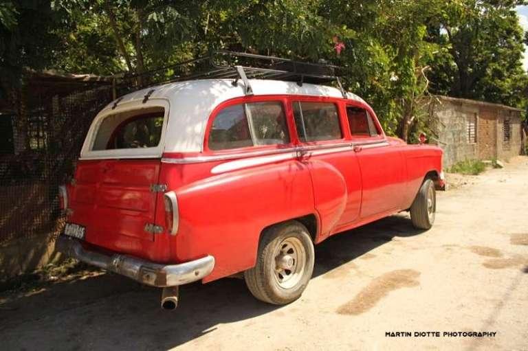 Old School SUV