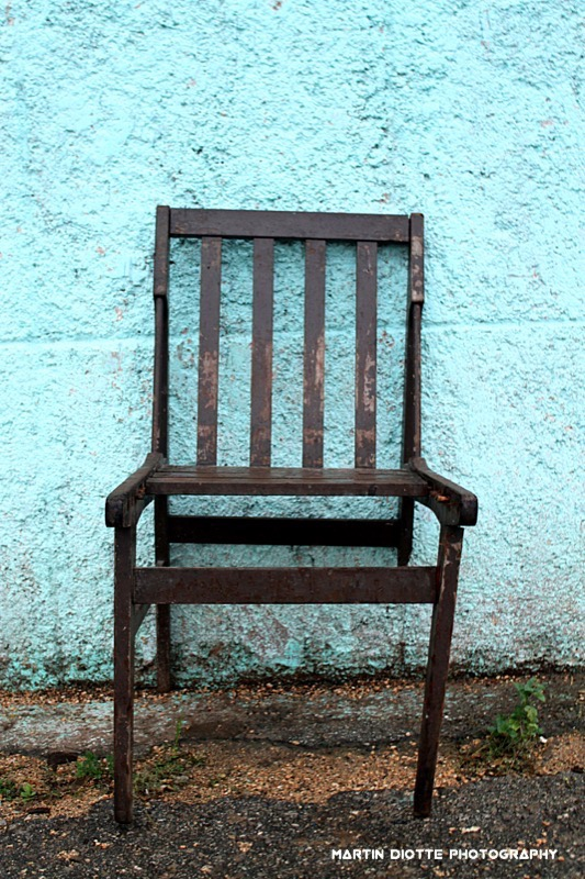 Half A Seat..