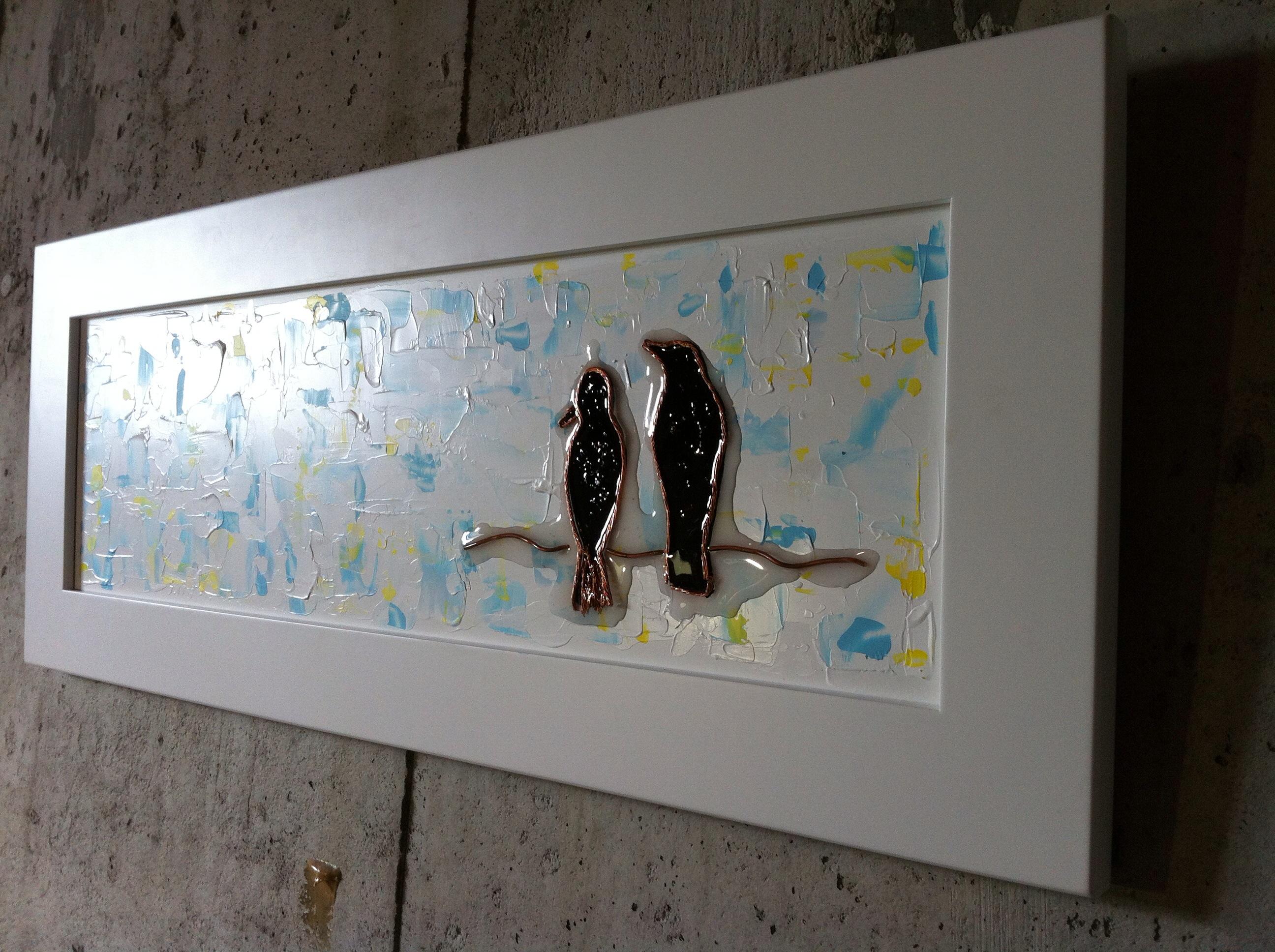 Bird On A Wire – Martin Diotte