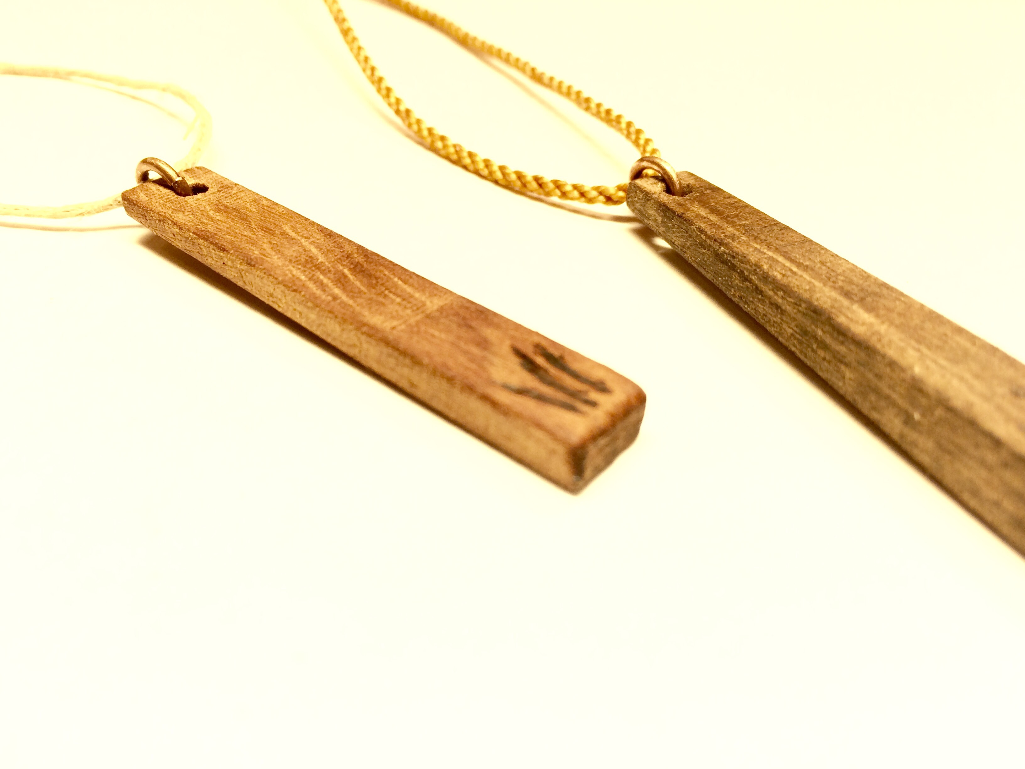 Wooden pendants martin diotte thanks for the support aloadofball Gallery