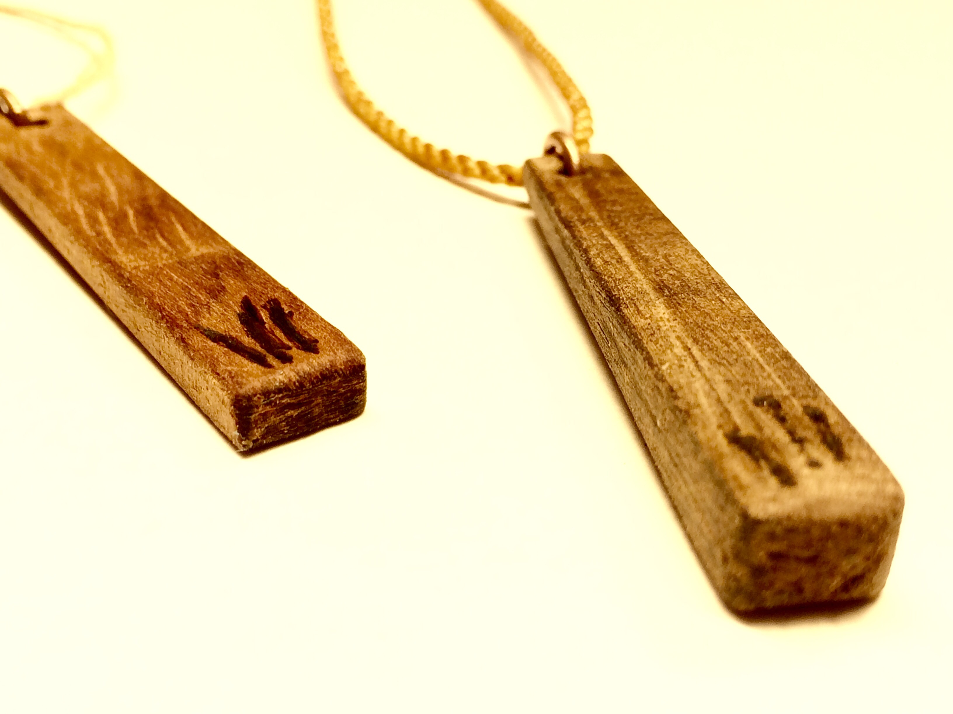 Wooden pendants martin diotte advertisements aloadofball Gallery